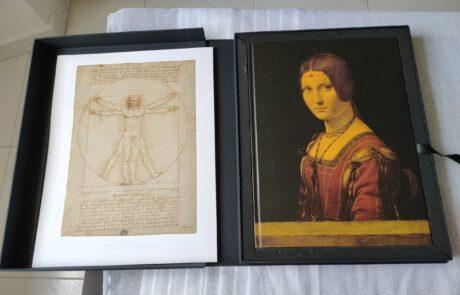 Edição Especial de Leonardo da Vinci
