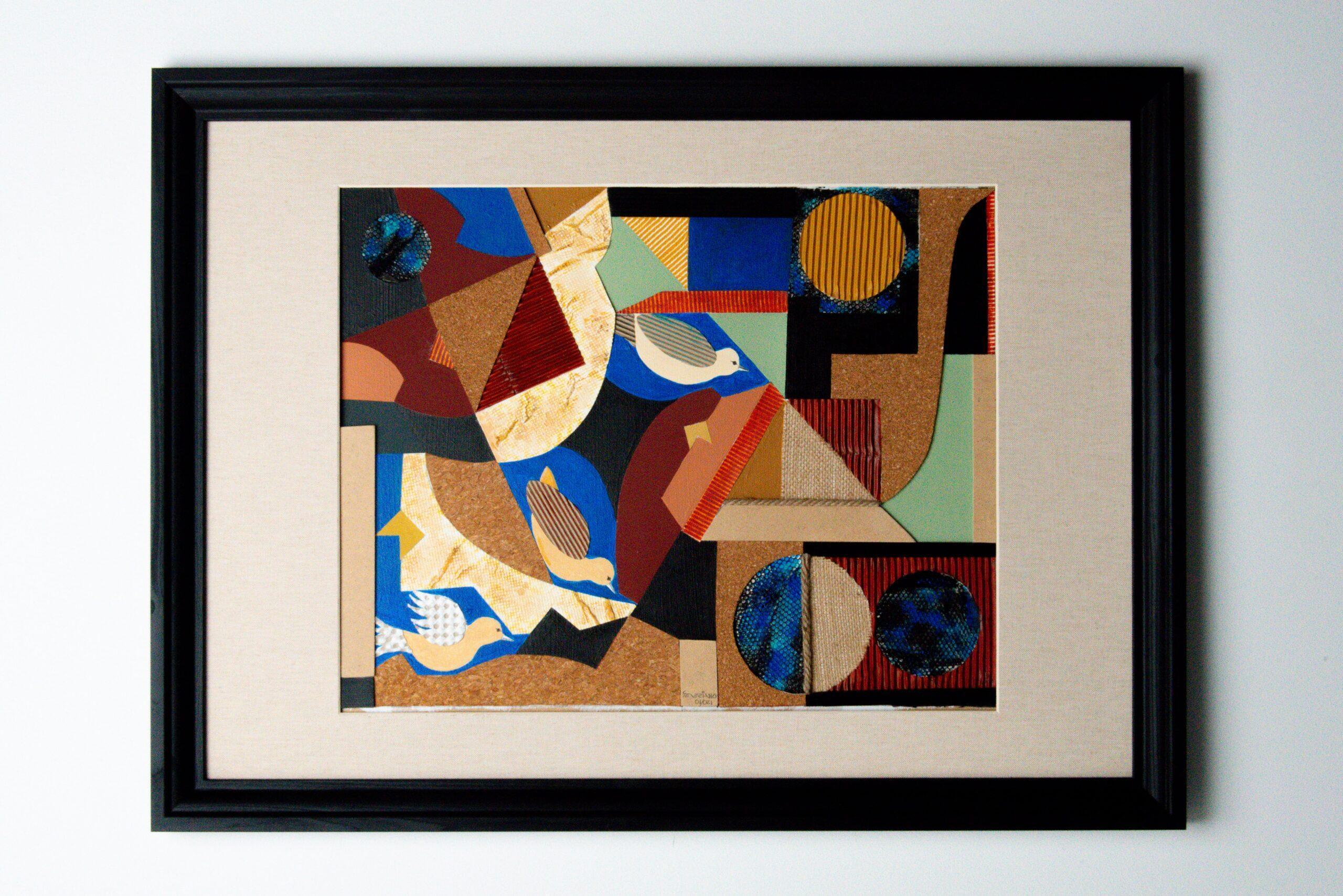 Obras de Arte e Quadros de José Severiano Planeta Pássaro